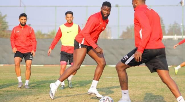 Hatayspor, Fatih Karagümrük maçının hazırlıklarını başladı