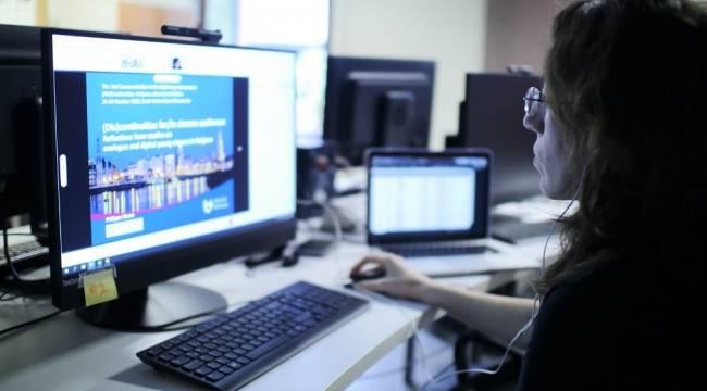 İzmir Ekonomi Üniversitesinde dijital seferberlik