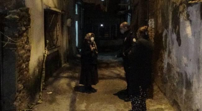 İzmir'de yaşlı adamın gözleri oyulmuş şekilde cesedi bulundu
