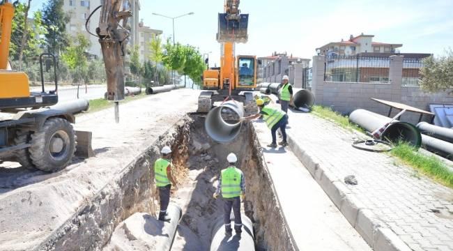 İzmir'e alternatif su hattı geliyor: Bazı bölgelerde 36 saat su kesintisi yapılacak