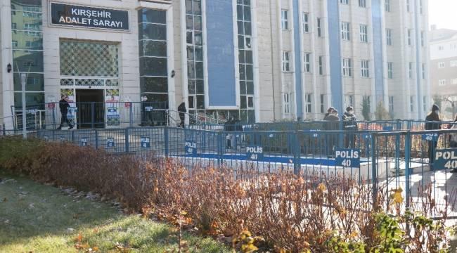 Kahramanmaraş'ta 2 kişinin öldüğü silahlı saldırı davası Kırşehir'de görüldü