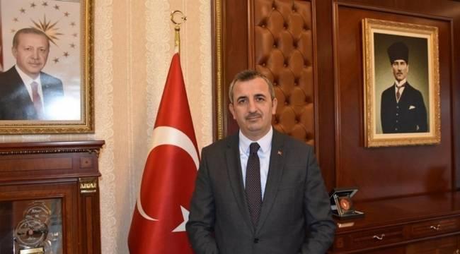 Kırıkkale Valisi Yunus Sezer korona virüsü yendi