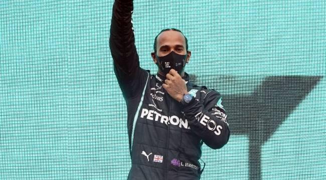 Lewis Hamilton'ın Covid-19 testi negatif çıktı