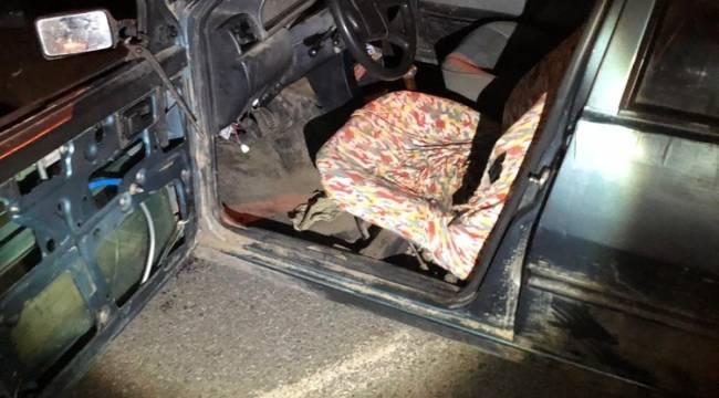 Manisa'da çalınan otomobil İzmir'de bulundu
