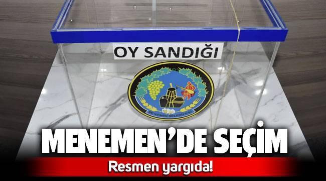 Menemen'de seçim resmen yargıda: Kuraya itiraz geldi!