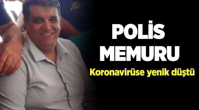 Mersin Tarsus'da Polis memuru Hazret Özdemir korona virüse yenildi