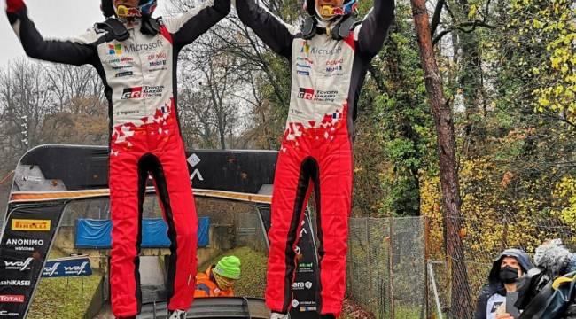 Sebastien Ogier 7. kez Dünya Ralli şampiyonu oldu