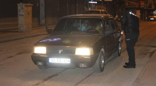 Sınır kenti Kilis'te 56 saatlik sokağa çıkma kısıtlaması başladı