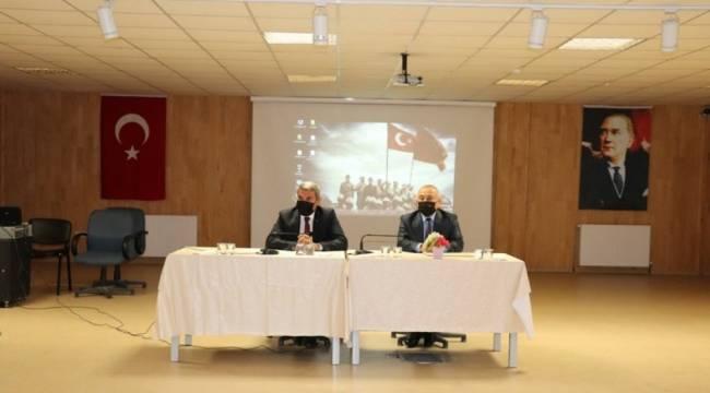 Sungurlu'da uzaktan eğitim faliyetleri değerlendirildi