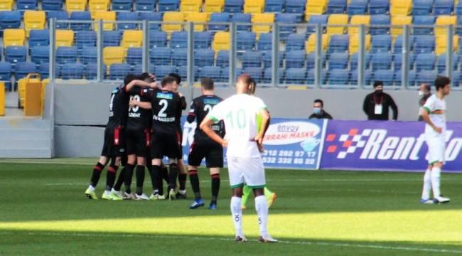 Süper Lig: Gençlerbirliği: 1 - Aytemiz Alanyaspor: 0