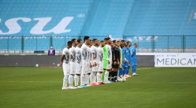 Süper Lig: Konyaspor: 1 - BB Erzurumspor: 0