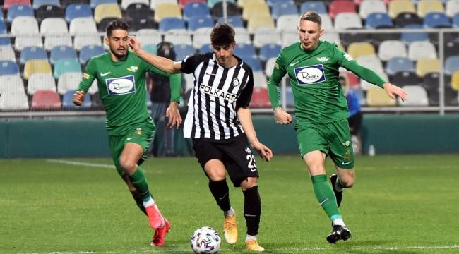 TFF 1. Lig: Altay: 2 - Akhisarspor: 1