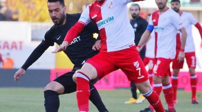 TFF 1. Lig: Boluspor 1 - Altay 0