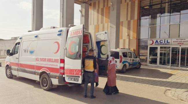 Van Büyükşehir Belediyesinden hasta nakil mesaisi