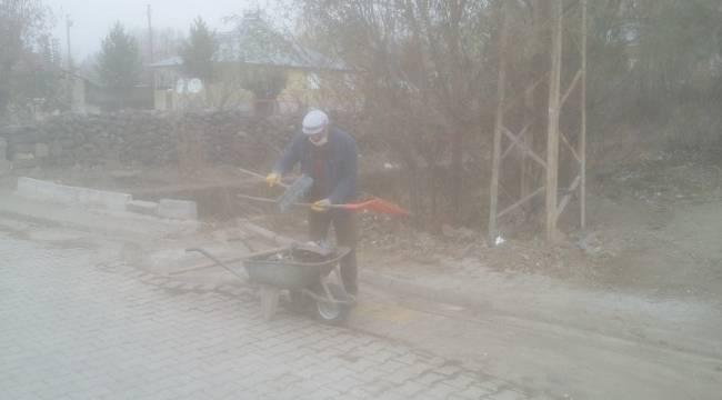 Varto'da kısıtlama belediye çalışanlarına yaradı