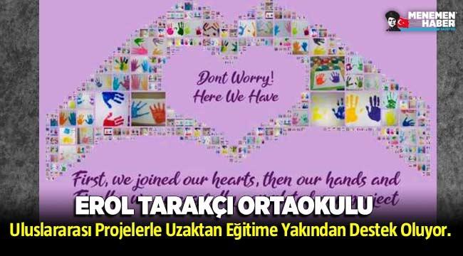 Erol Tarakçıoğlu Ortaokulu eTwinning Projesi