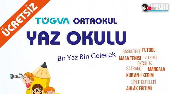 TÜGVA'dan Ücretsiz Yaz Okulu Müjdesi