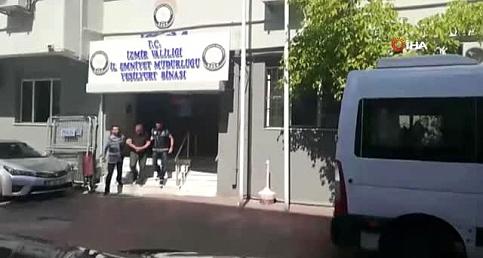 İzmir'de İş adamlarını 10 milyon TL dolandıran şüpheliler yakalandı