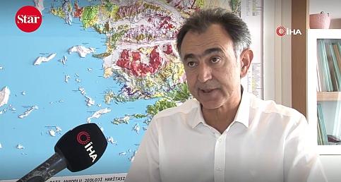 İzmir için korkutan deprem açıklaması 7 büyüklüğünde deprem üretebilecek 13 fay hattı var