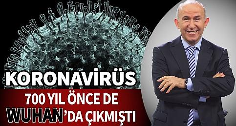 Koronavirüs 700 Yıl Önce De Wuhan'da Çıkmıştı - Ahmet Şimşirgil