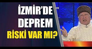 Şener Üşümezsoy: İzmir için deprem riskini anlattı
