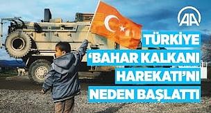 Türkiye 'Bahar Kalkanı Harekatı'nı neden başlattı? Cumhurbaşkanı anlattı