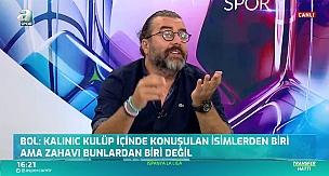 Emre Bol, Fenerbahçe'nin İlgilendiği Forvetleri Açıkladı