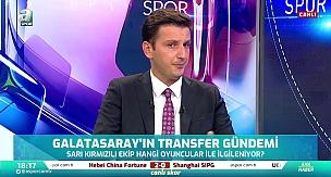Emre Kaplan, Galatasaray'ın Transfer Gündemini Açıkladı! Son Gelişmeler