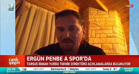 Ergün Penbe: ''Galatasaray'ın Güzel Şeyler Yapacağına İnanıyorum!''