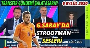 Galatasaray Transfer Haberleri Kevin Strootman Transfer Gündemi 6 Eylül 2020
