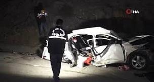 Adana Ceyhan'da feci trafik kazası! 4 ölü, 4 yaralı