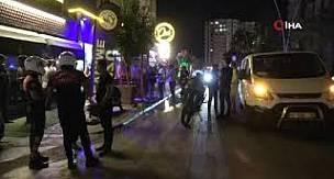 Adana Çukurova'da Restoran çıkışı silahlı saldırıya uğrayan kadın yaralandı