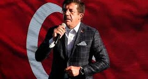 AK Parti Menemen 7. Olağan Kongresi'nde Nihat Zeybekçi'nin konuşması