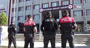 Erzurum Palandöken'deki cinayeti Yaşlı kadın kendisine hakaret ettiği için öldürmüş!