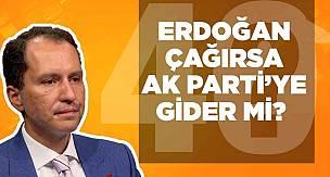Fatih Erbakan AK Partiyle İttifak Şartlarını Açıkladı - Jülide Ateş'le 40 (TEK PARÇA)