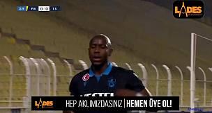 Fenerbahçe 3-1 Trabzonspor Maçı Özeti