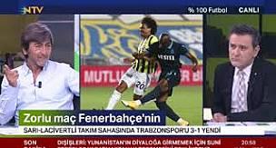Fenerbahçe 3-1 Trabzonspor Rıdvan Dilmen Maç Sonu Yorumları I %100 Futbol