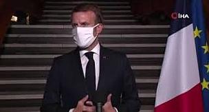 """Macron: """"Müslüman vatandaşlarımızı İslami radikalleşmeden koruyacağız''"""
