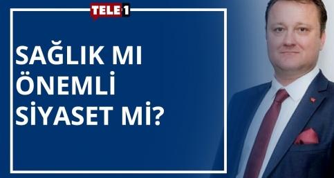 Menemen Belediye Başkanı Serdar Aksoy, TELE1 Televizyonuna konuk oldu