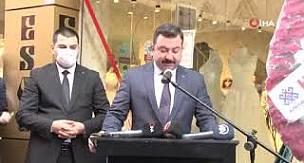 MHP Balıkesir İl Başkanlığı binası dualarla açıldı