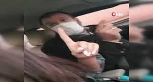 """Müşteriye """"Seni gebertirim kadın"""" diye tehdit eden taksicinin ruhsatı iptal edildi"""