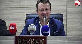 """Menemen Belediye Başkanı Serdar Aksoy """" Menemen'de 50 yıllık ulaşım sıkıntısı son buluyor """""""