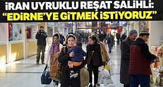 Mülteciler Eskişehir'den de Sınıra Hareket etmeye Başladı