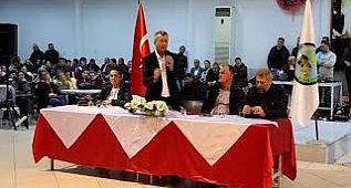 Tahir Şahin Aday Gösterilmedi ve Toplantı Düzenledi | Menemen Haber www.menemenhaber.com.tr